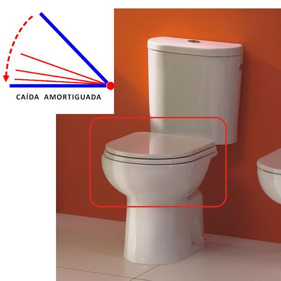 Tapa wc arance es la tienda online especializada en tapas - Modelos de inodoros ...